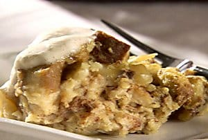 Weight Watchers Apple Pie Bread Pudding