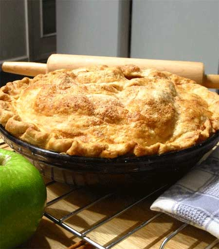 ww apple pie