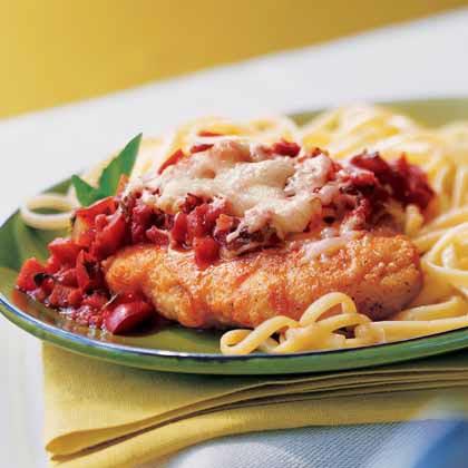 Weight Watchers Chicken Parmesan Recipe