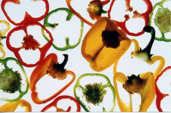 Roasted Peppers Side Dish