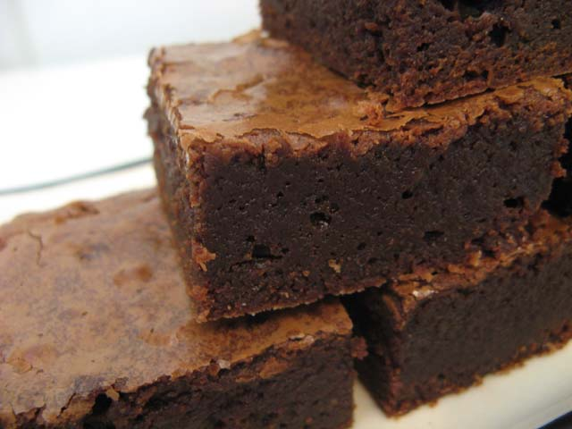 Healthy Fudge Brownies