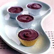 Weight Watchers Chocolate Raspberry Cups