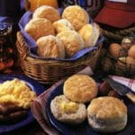 Holiday Buttermilk Biscuit Recipe – 3 Points