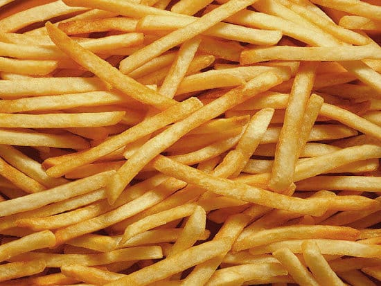 Butternut Squash French Fries