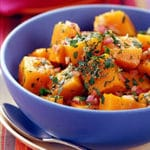 Butternut Squash Salad Recipe with Curry-Apple Dressing – 3 Points