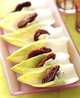Fig and Gorgonzola Stuffed Endives