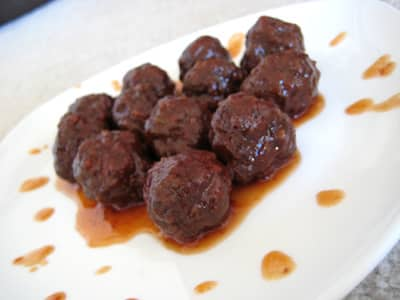 Weight Watchers Meatballs Appetizer