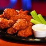 Buffalo Chicken Wings Recipe – 3 Points