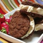 Ice Cream Sandwich Recipe with Vitalicious VitaTops – 4 Points