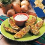 Crispy Chipotle Potato Skins Recipe – 4 Points