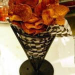 Baked Sweet Potato Chips Recipe – 1 Point