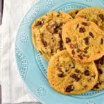 Chocolate Chip Cookies Recipe – 3 Points