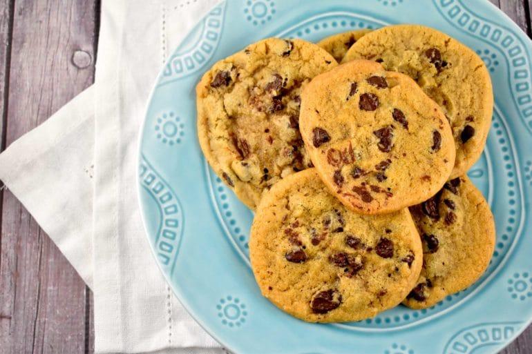 Chocolate Chip Cookies Recipe - 3 Points | LaaLoosh
