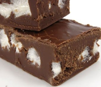 Chocolate Marshmallow Fudge