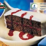 Chocolate Raspberry Layer Cake Recipe – 4 Points