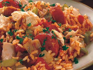 Weight Watchers Jambalaya