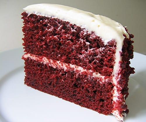 Red Velvet Cake Recipe 8 Points Laaloosh