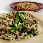 Wild Rice, Barley and Asparagus Pilaf Recipe – 1 Point