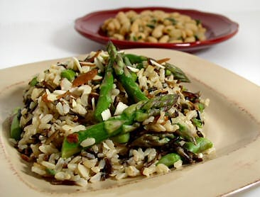 rice one pot chicken and brown rice brown rice with cashews asparagus ...