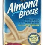Almond Breeze Unsweetened Vanilla – 1 Point Non-Dairy Milk Substitute