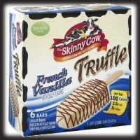 skinny cow truffle bars