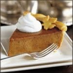 Low Calorie Pumpkin Pie Recipe – 3 Points