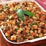 Low Calorie Thanksgiving Stuffing Recipe – 2 Points