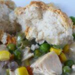 Chicken Pot Pie Recipe- 4 Points