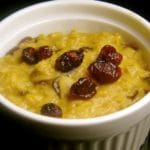 Pumpkin Oatmeal Crock Pot Recipe – 3 Points