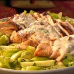 Grilled Chicken Recipe with Spiced Mint Yogurt – 5 Points