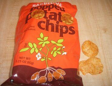 tjs popped chips bbq