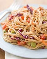 Permanent Link to Hot or Cold Sesame Noodles Recipe by Rachael Ray – 6 Point Total