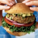 Ranch Turkey Burger Recipe – 3 Points