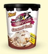 skinny cow ice cream cups
