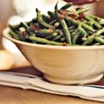 Green Beans Recipe with Bacon and Shallots – 1 Point