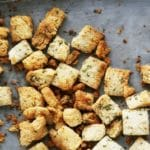 Baked Croutons Recipe – 1 Point