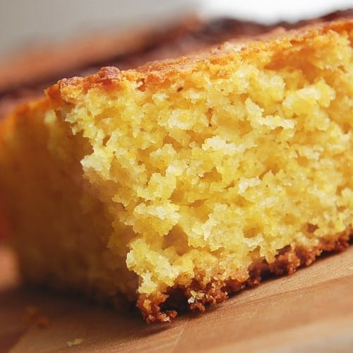 how to make healthy cornbread