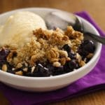 Blueberry Granola Breakfast Recipe – 4 Points