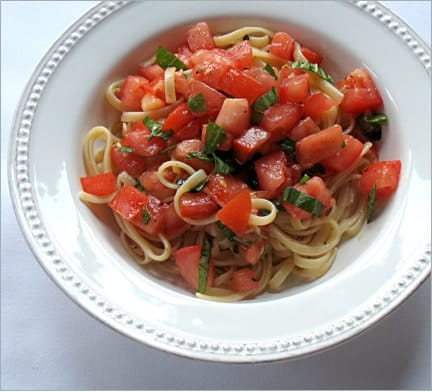 Tomato Basil Sauce