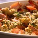 Baked Shrimp Scampi Recipe – 4 Points