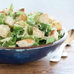 Low Calorie Caesar Salad Recipe – 3 Points