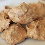 Chocolate Meringue Cookies Recipe – 1 Point