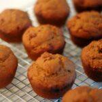 Pumpkin Muffins Recipe – 3 Points