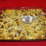 Sausage and Potato Casserole Recipe – 5 Points