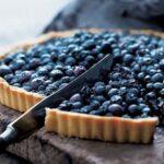 Blueberry Tart Recipe – 4 Points