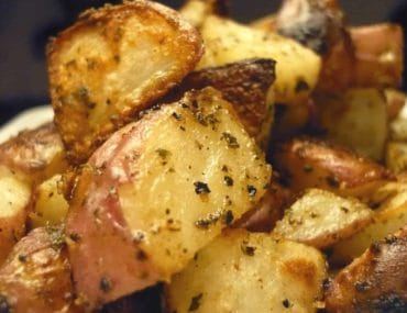 Ranch Roasted Red Potatoes Recipe – 2 Points