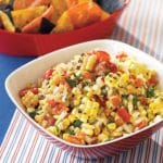 Roasted Corn Salsa Recipe – 4 Points