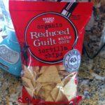 Trader Joe's Organic Reduced Guilt Tortilla Chips – 3 Points