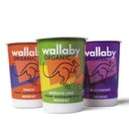 wallaby nonfat organic yogurt