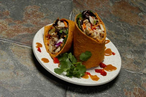 Bbq Chicken Wrap Recipe 7 Points Laaloosh